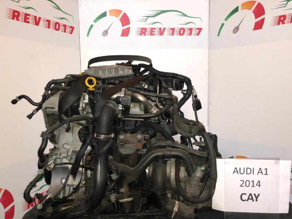 AUDI A1 Engine CAY Code - REV1017: Motori per tutte le marche di